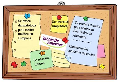 Ofertas de empleo en Málaga (18-05-2013)