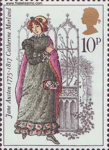 Sellos-Jane-Austen-01